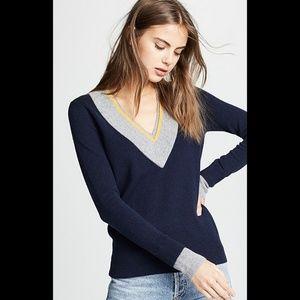 NWOT Veronica Beard Mollie Cashmere Sweater
